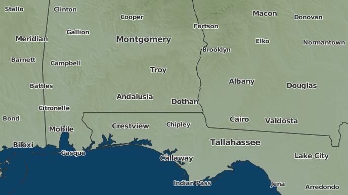 for Abbeville, Alabama
