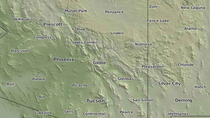 for Peridot, Arizona