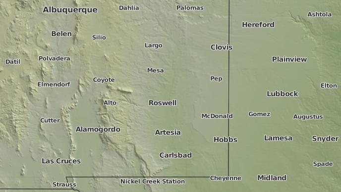 pour Acme, Nouveau-Mexique