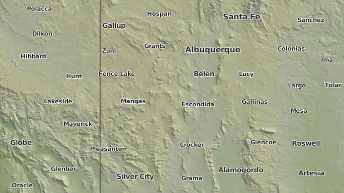 for Polvadera, New Mexico