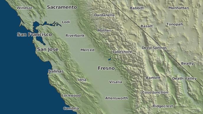 pour Arbios, Californie