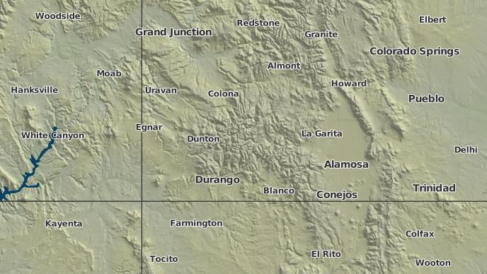 for Telluride, Colorado