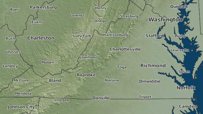 for Amherst, Virginia