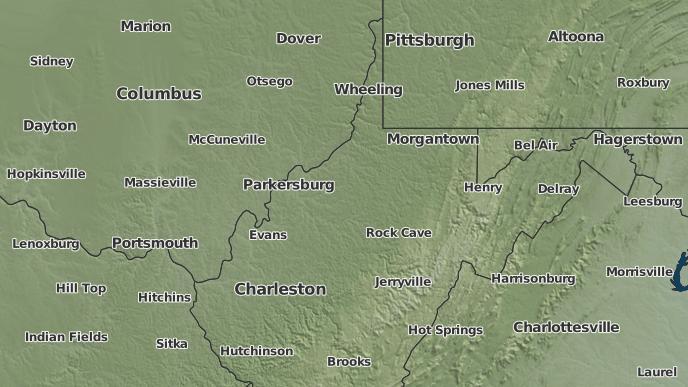 for Auburn, West Virginia