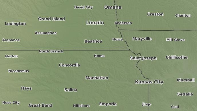 for Pawnee City, Nebraska