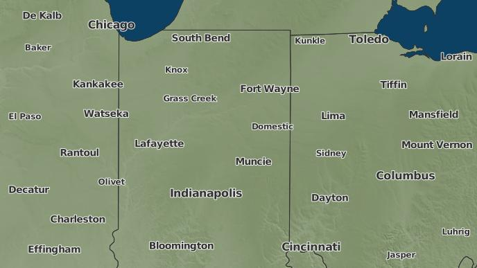 Atlanta Indiana Map.3 Day Severe Weather Outlook Atlanta Indiana The Weather Network