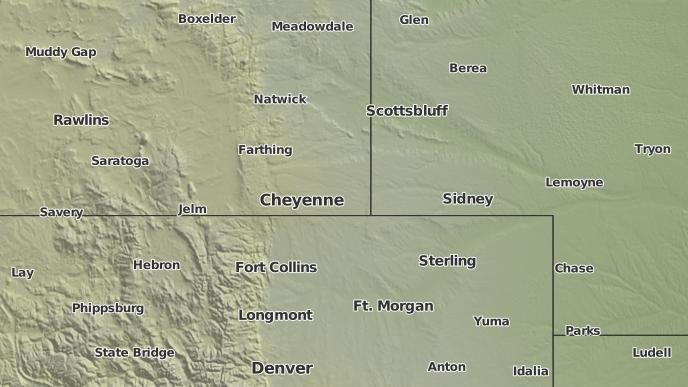 for Midway, Wyoming