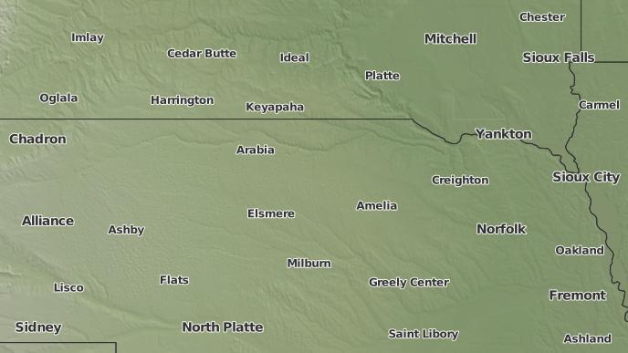 for Ainsworth, Nebraska