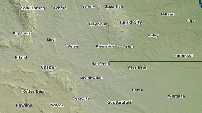for Rumford, South Dakota