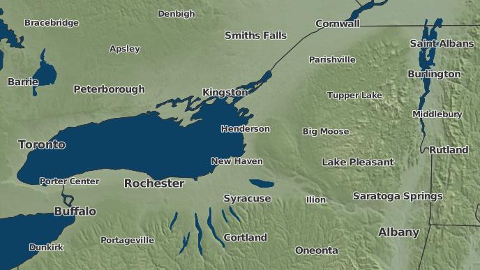 pour Waupoos, Ontario