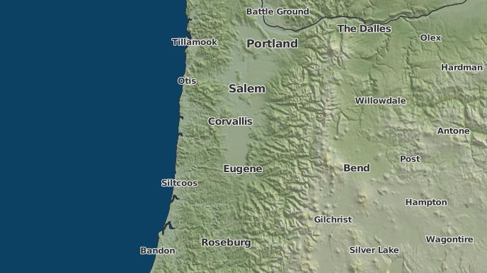 3 Day Severe Weather Outlook Philomath Oregon The Weather Network