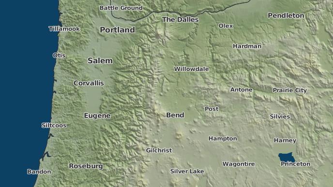 for Alfalfa, Oregon