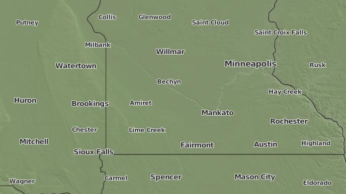 for Seaforth, Minnesota