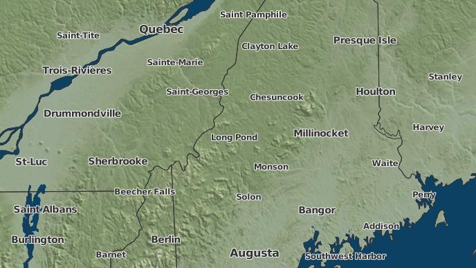 for Audet, Quebec