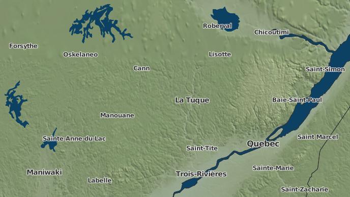 pour René, Québec