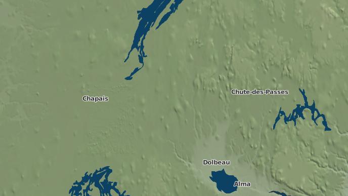 for Rivière-Mistassini, Quebec