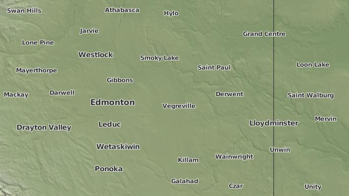 pour Improvement District No. 13, Alberta