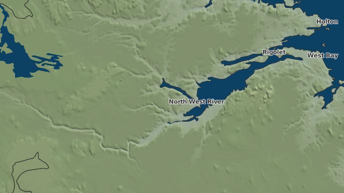 pour Sheshatshiu Indian Reserve No.3, Terre-Neuve-et-Labrador
