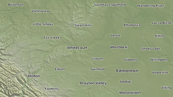 pour Pembridge, Alberta