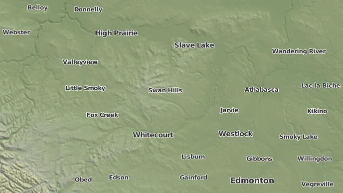 for Timeu, Alberta