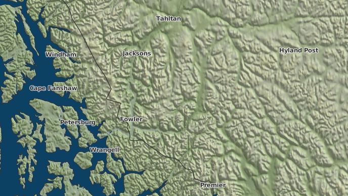 for Bob Quinn Lake, British Columbia