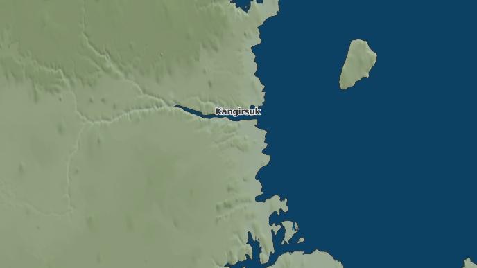 pour Kangirsuk, Québec