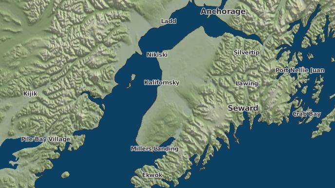 Kasilof Map on manley hot springs map, cordova map, eielson afb map, new stuyahok map, holy cross map, marshall map, yakutat map, adak map, king salmon map, talkeetna map, mountain village map, nome map, anchorage map, homer map, big lake map, whittier map, wainwright map, tustumena lake map, sitka map, st. paul island map,