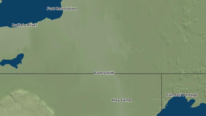 pour Salt Plains 195, Territoires du Nord-Ouest
