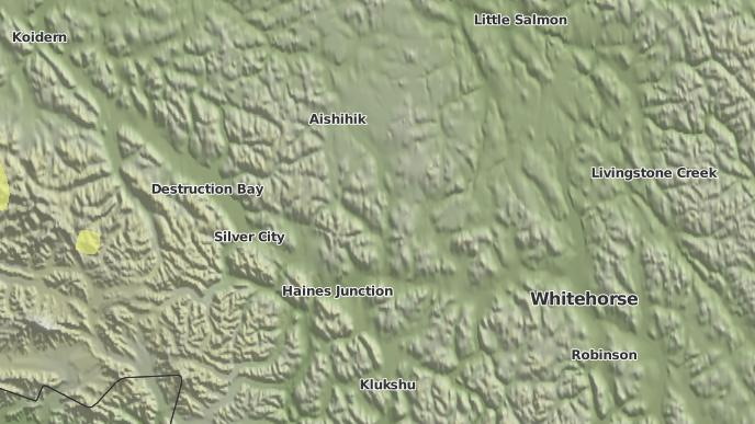 for Champagne and Aishihik First Nations, Yukon