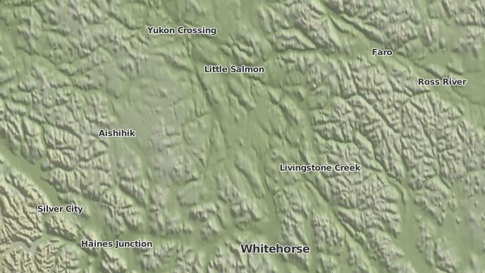 pour Braeburn, Yukon