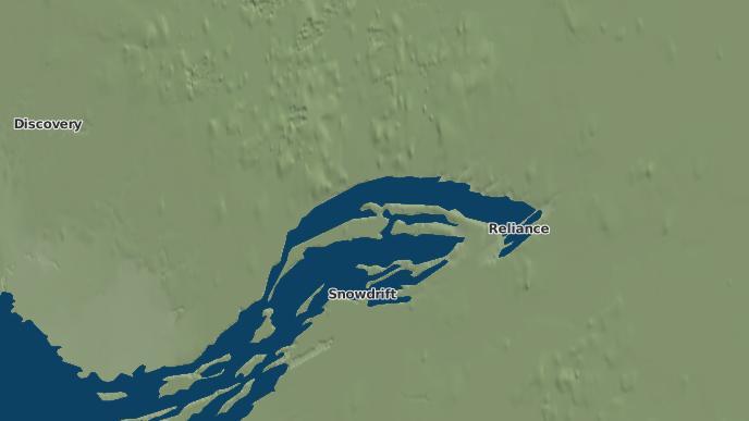pour Thompson Landing, Territoires du Nord-Ouest