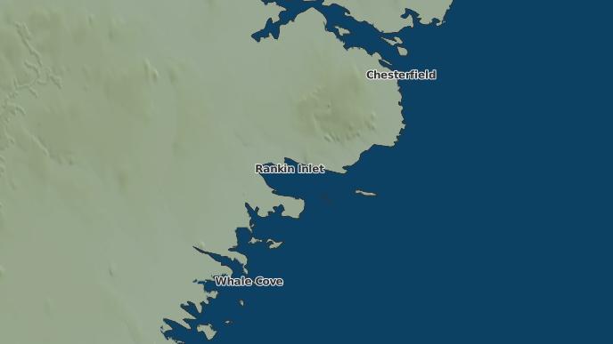 for Rankin Inlet, Nunavut