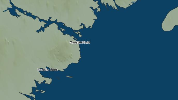for Chesterfield Inlet, Nunavut