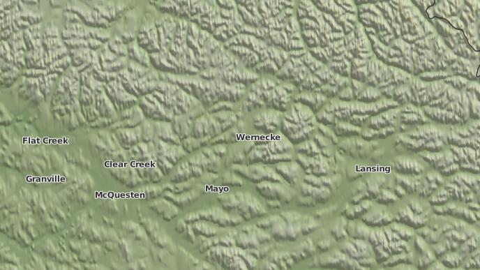 for Wernecke, Yukon