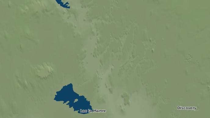 pour Gamèti, Territoires du Nord-Ouest