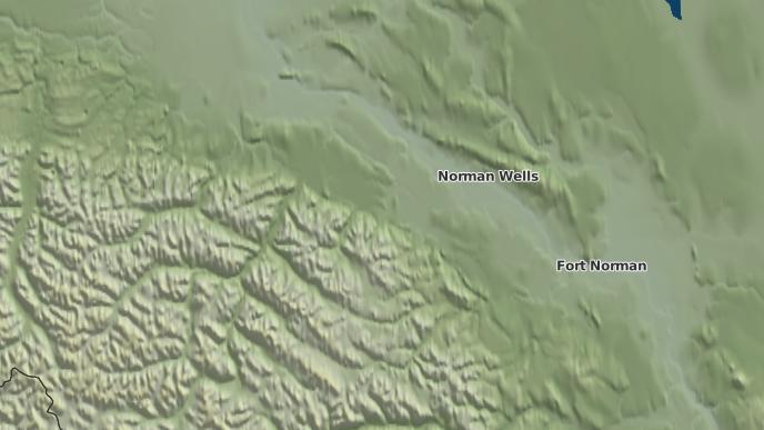for Canol, Northwest Territories