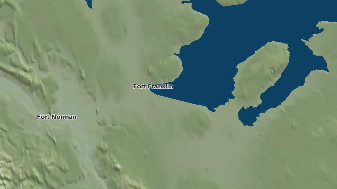 for Déline, Northwest Territories