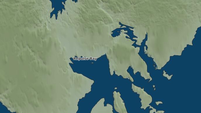 for Repulse Bay, Nunavut