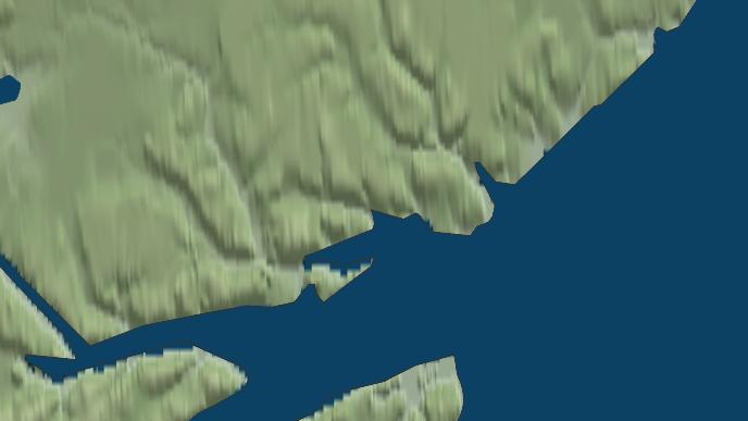 pour Fort Conger, Nunavut