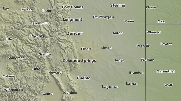 for Air Force Academy, Colorado