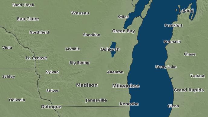 For Oshkosh Wisconsin