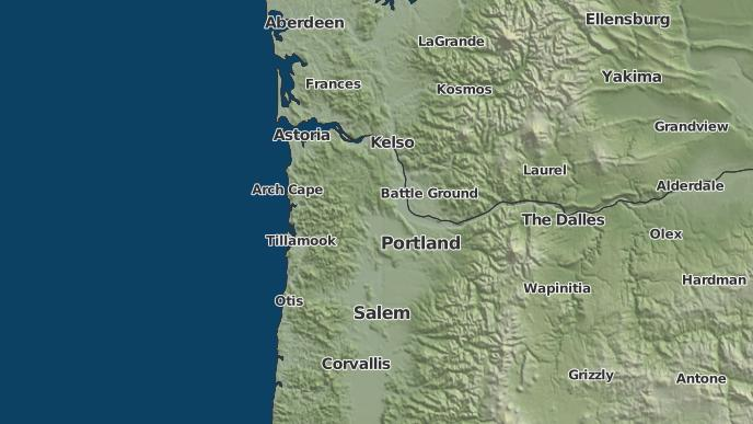 3 Day Severe Weather Outlook West Linn Oregon The Weather Network