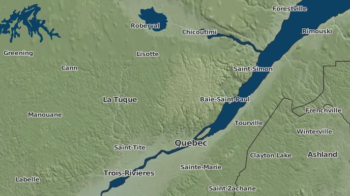 for La Barrière-du-Maurice, Quebec