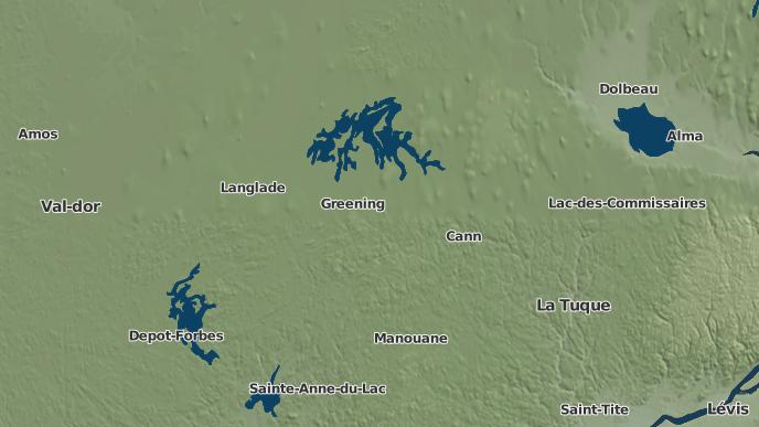 for Rivière-Windigo, Quebec