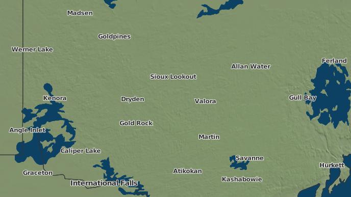 pour Unaka, Ontario