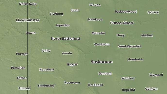 pour Glenside No. 377, Saskatchewan
