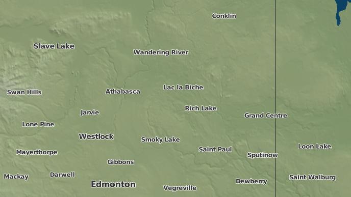 for Normandeau, Alberta