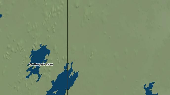 for Lac Brochet 197A, Manitoba