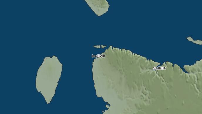 pour Ivujivik, Québec
