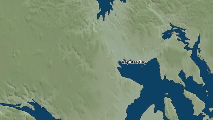 pour Fort Hope, Nunavut
